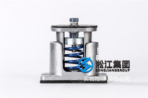 变频增压泵安装JB型阻尼弹簧减震器